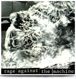 Portada Killing in the name of Rage Against the Machine