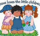 Jesus Love The Little Children