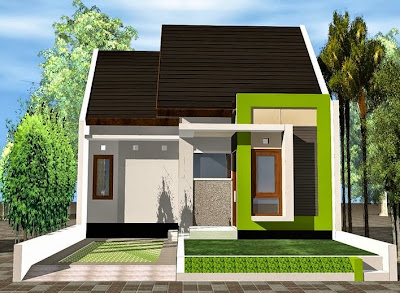 desain rumah minimalis satu lantai 2015 | gambar model