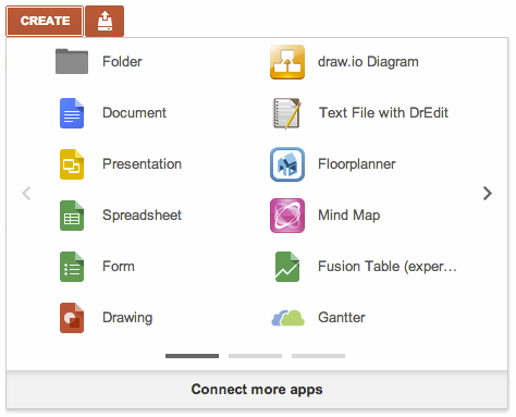 How to create Google Drive Apps