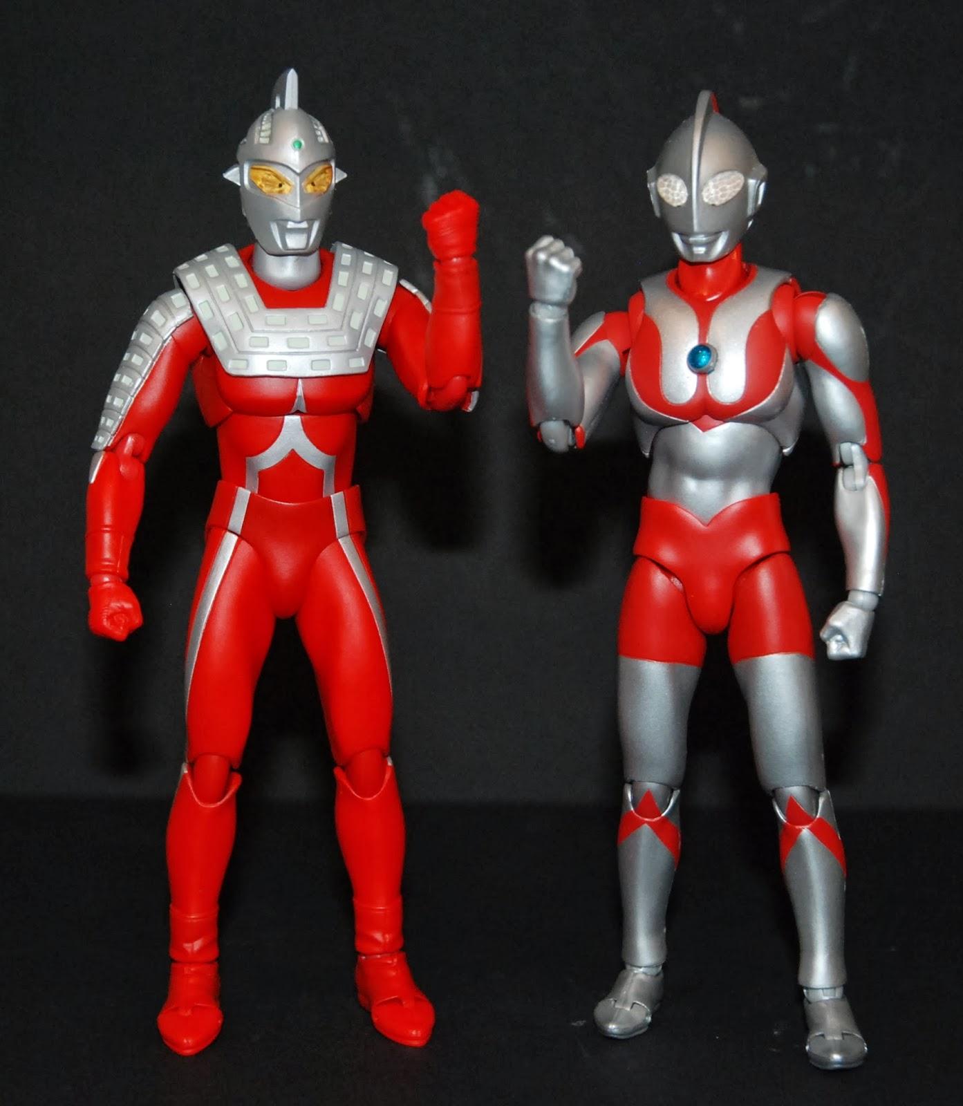 The Sphinx  Ultraman  U0026 Ultraseven  Ultra Act  Bandai