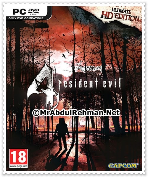 Resident Evil 4 PC Game Free Download Full Version