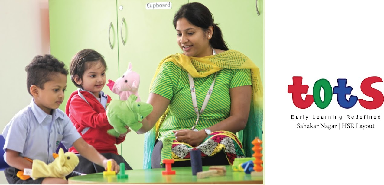 Preschool Day Care in Sahakar Nagar, HSR Layout Bangalore
