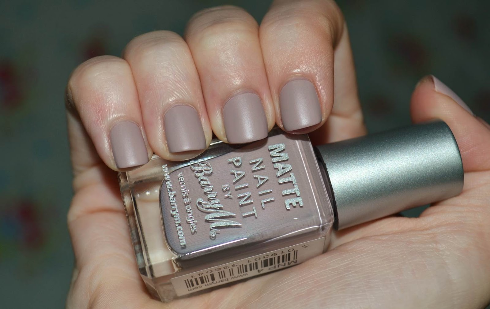 Freckled Elle: Barry M Matte Vanilla