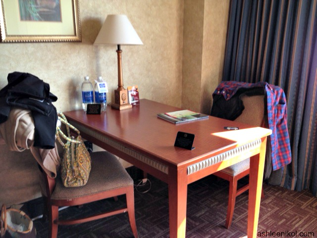 Table Area Bedroom Horseshoe Casino Southern Indiana