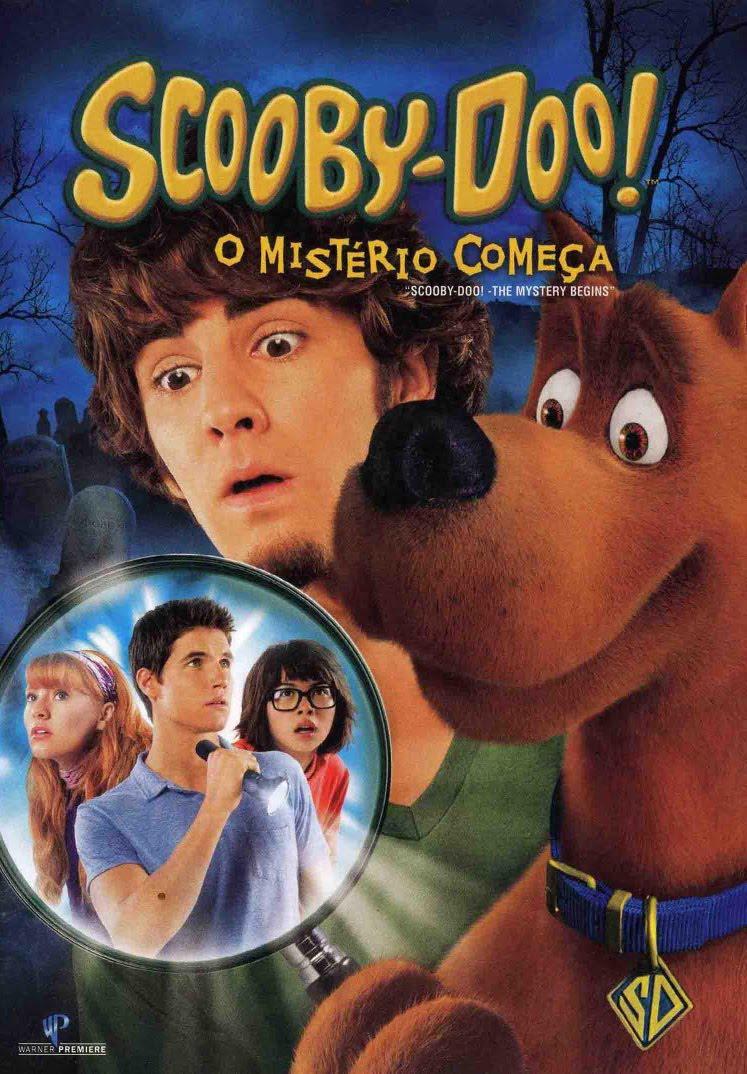 Imagens Scooby-Doo! O Mistério Começa Torrent Dublado 1080p 720p BluRay Download