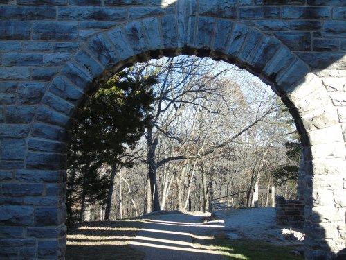 Beautiful Ruins in the Fall 1