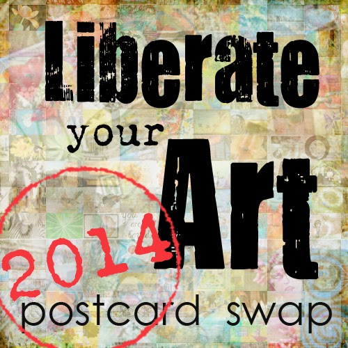 http://kateyestudio.com/liberate-your-art-postcard-swap