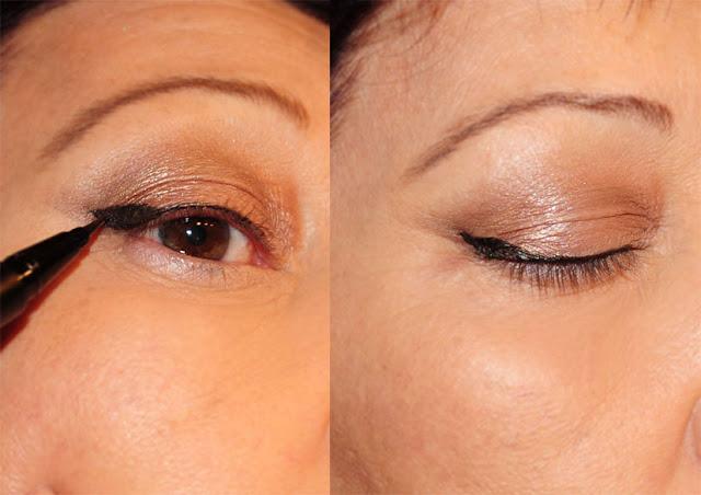 Eyeliner-breit
