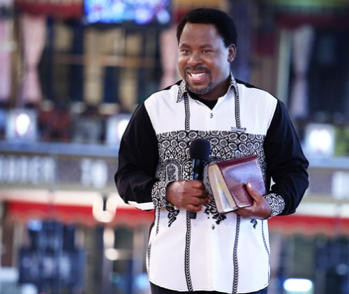 T.B JOSHUA: THE CHALLENGES FACING RELATIONSHIPS