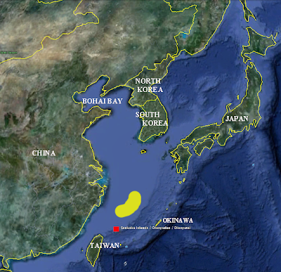 China And Japan in the South Seas