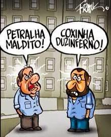 É preciso organizar os golpes de estado que ocorrem diariamente nas redes sociais do Brasil.