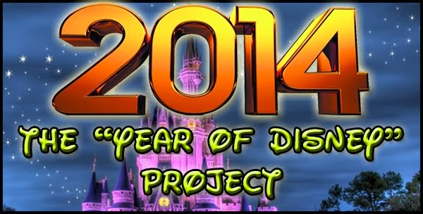 2014: The Year of Disney Project