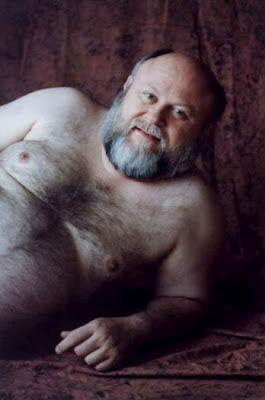 maturegay - hairy chest beard - silver daddies pictures