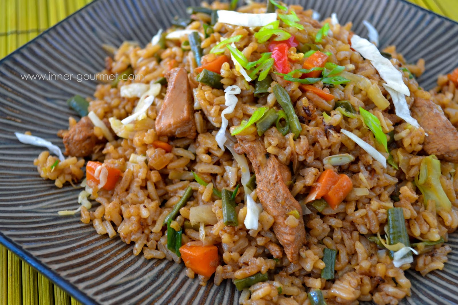 Guyanese style fried rice alicas pepper pot guyanese style fried rice forumfinder Images