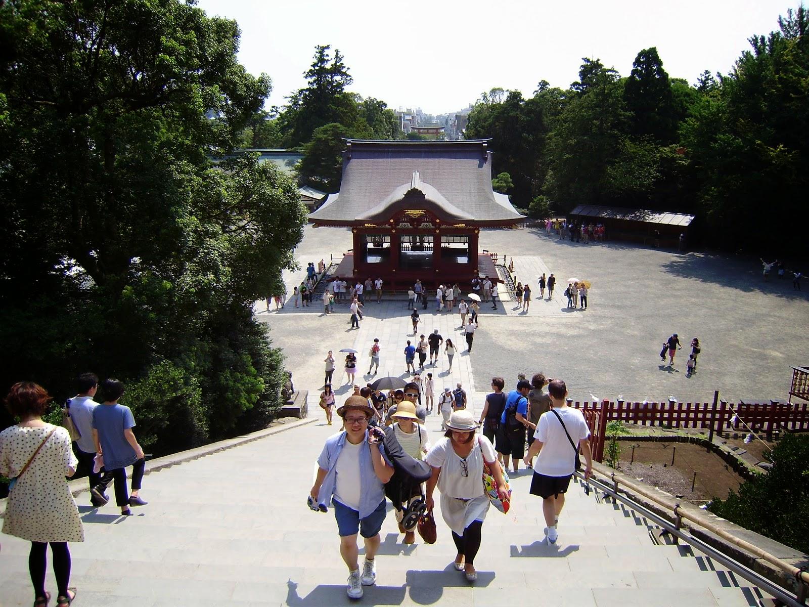 Tsuruoka hachiman gu