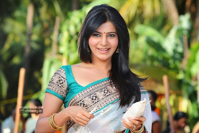 Samantha in Attarintiki Daredi Movie Stills