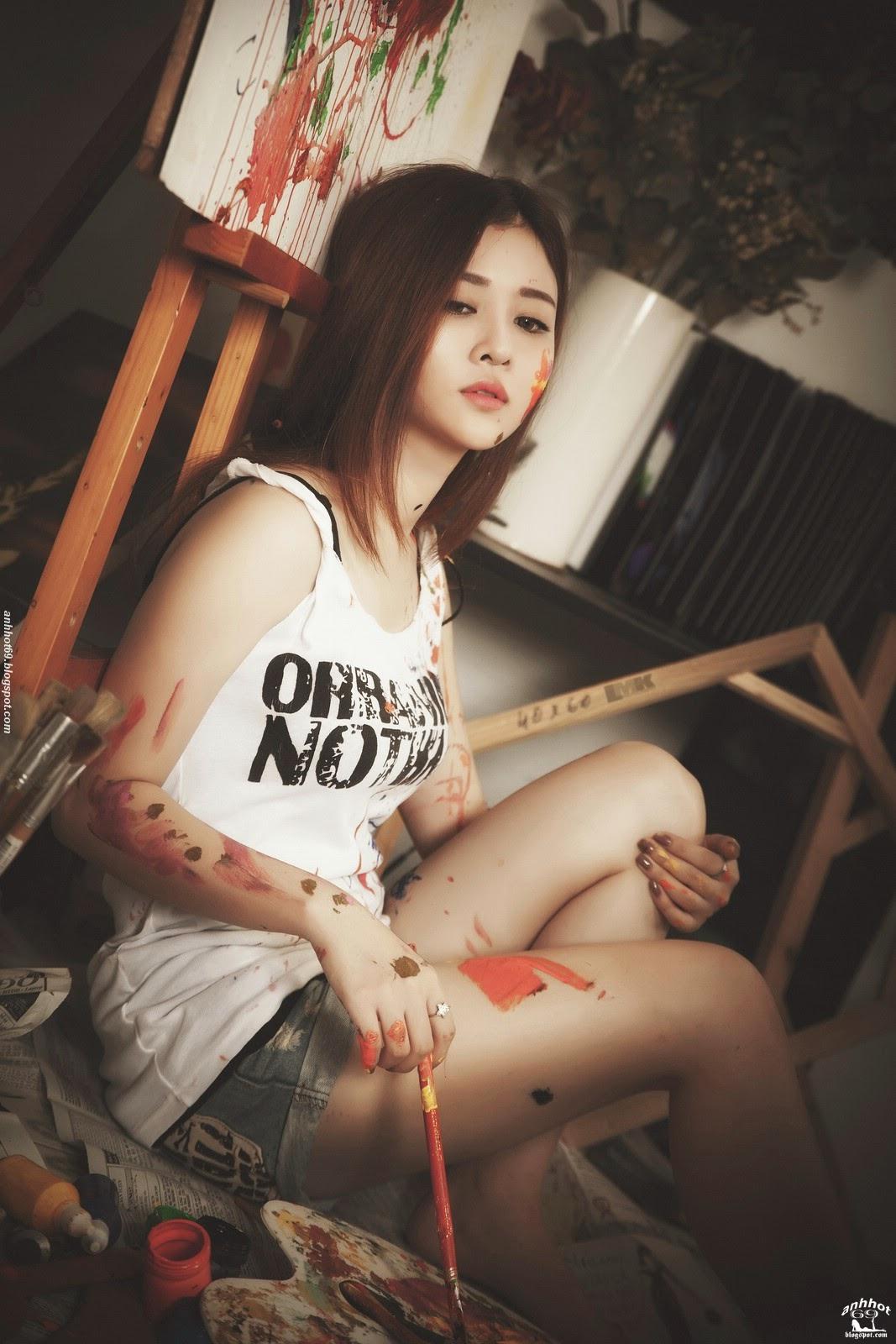 Ribi_Sachi-The_Artist-9711314092_b698239a3e_h
