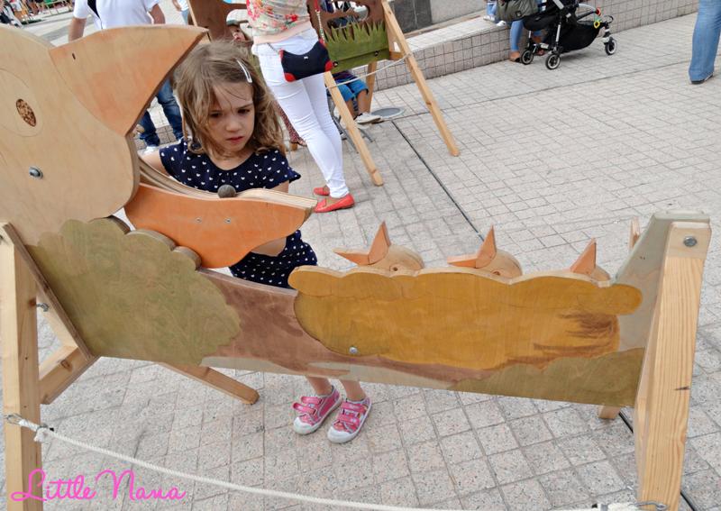 Planes con niños Cidade Imaxinaria