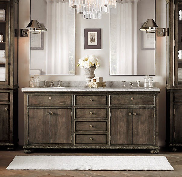 Bathroom Fixtures Restoration Hardware restoration hardware bathroom ideas - your life and style magazine