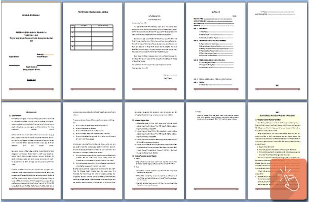 Contoh Program Kerja Wakasek Sarana dan Prasarana SMP/MTs SMA/SMK