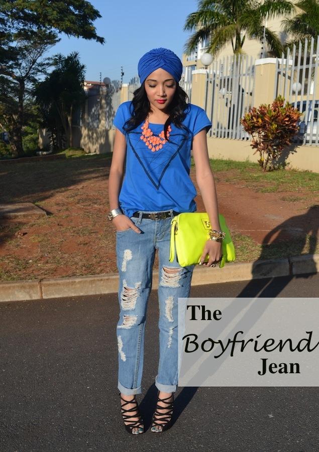 Quirky Stylista Boyfriend Jeans