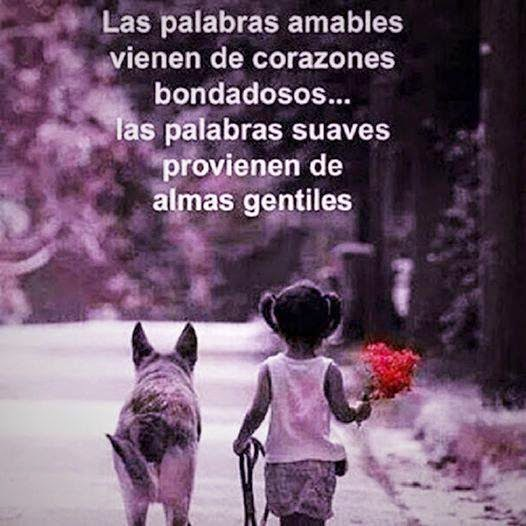 Las Palabras Amables
