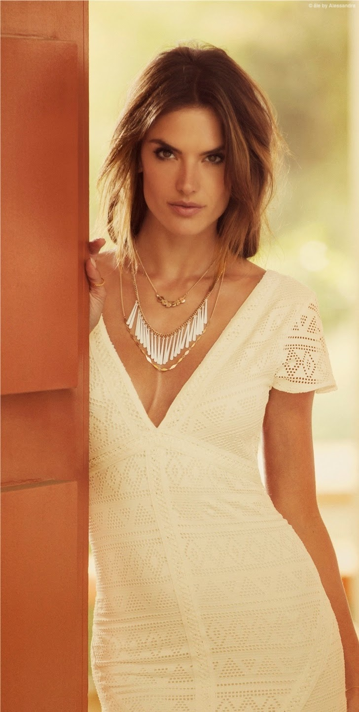 Ale by Alessandra x Bauble Bar Jewellery Lookbook 2015