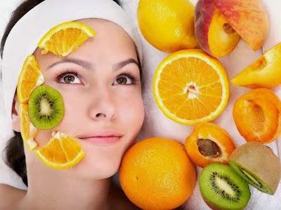 penuaan dini-makanan bergizi-pola hidup sehat-vitamin-perawatan kulit