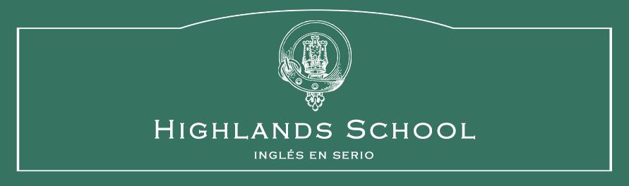 Highlands School - inglés en serio