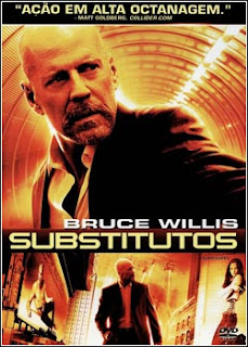 Download - Substitutos  DVDRip - AVI - Dual Áudio