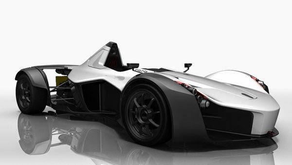 New 2014 Ariel Atom 3.5R Review