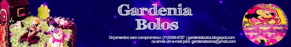 GARDENIA BOLOS DECORADOS