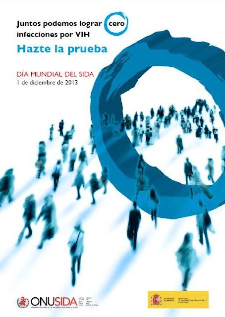 Día Mundial del SIDA 2013