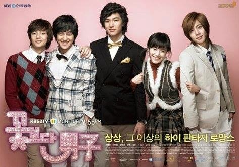boys over flowers audio latino