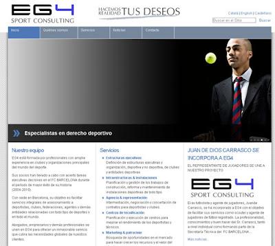 eg4 consultoria deporte