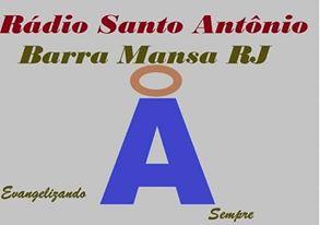 RÁDIO SANTO ANTÔNIO- BARRA MANSA