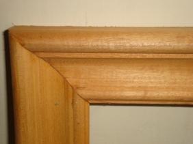 dibawah adalah contoh lis profil pigura dari kayu mahoni dan kayu jati