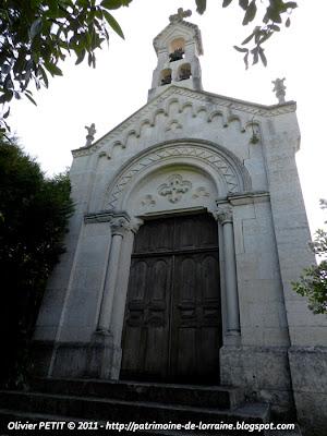 PULLIGNY (54) - La Chapelle Notre-Dame de Pitié
