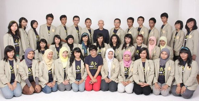 Korean Language Gadjah Mada University