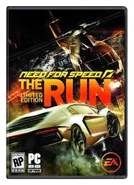 Game Ned For Speed : The Run Limited Edition Full Version