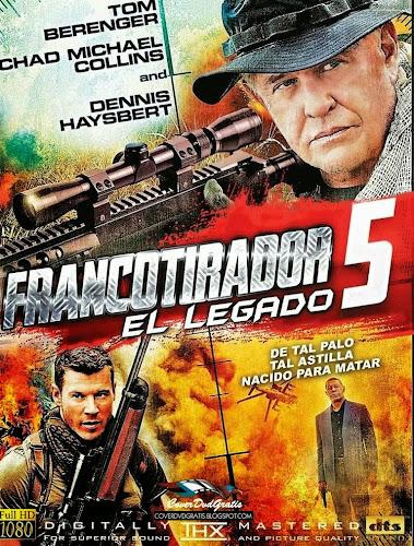 Francotirador 5 El Legado DVDRip Latino