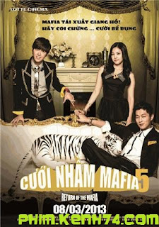 Phim Cưới Nhầm Mafia 5 - Marrying The Mafia 5