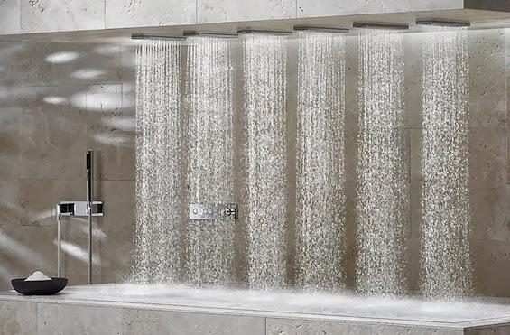 luxury life design amazing luxury horizontal shower