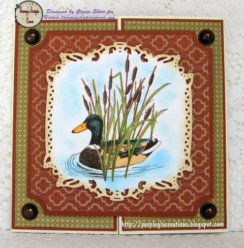 Featured Card - Eureka Stamps