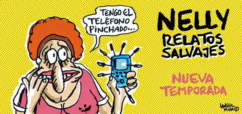 La Nelly - nueva temporada