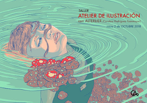 ATELIER DE ILUSTRACIÓN // 2 de oct