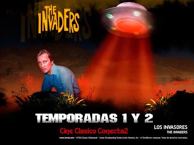 Serie: Los Invasores (1967) | Cover, Caratula