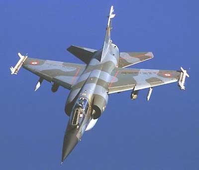 Изтребител Mirage F1