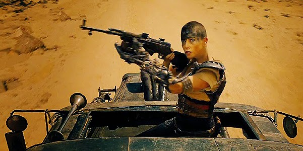 'Mad Max: Fury Road': Charlize Theron and Tom Hardy in new trailer